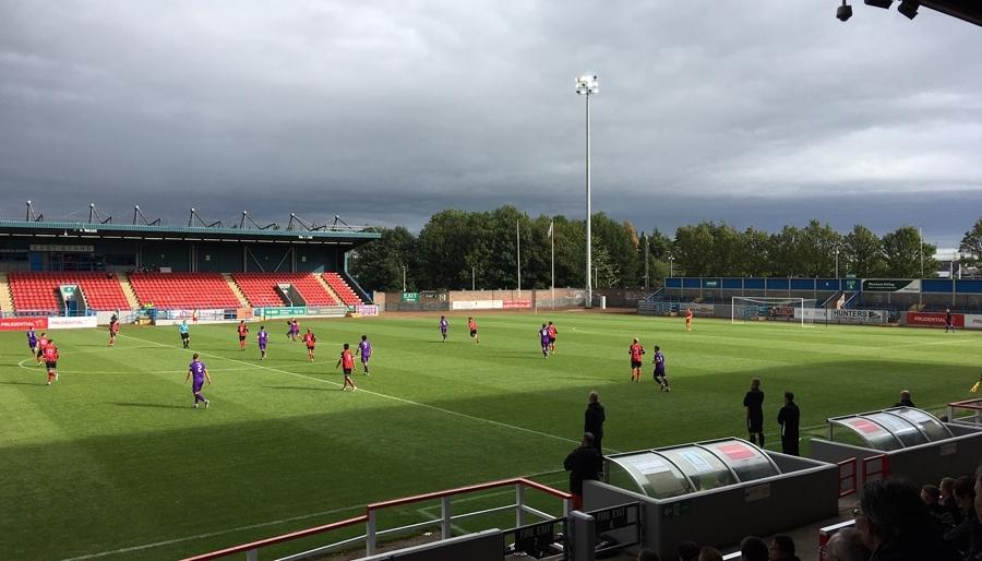 Stirling Albion 1-0 Elgin City