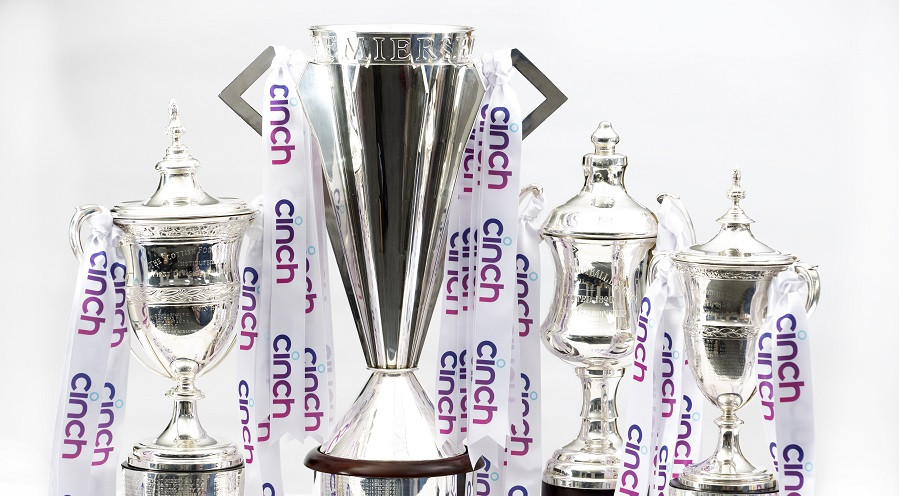 cinch announced as SPFL title sponsor