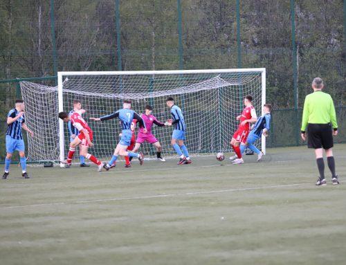 Stirling Albion U18s 0-5 Falkirk U18s