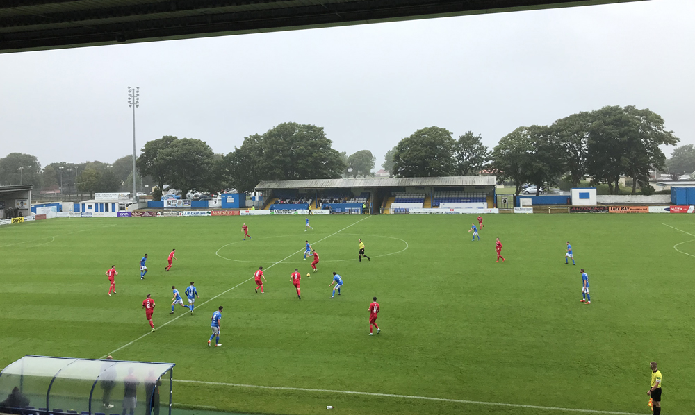 Stirling Albion v Stranraer preview