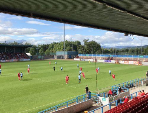 Stirling Albion 1-0 Forfar Athletic