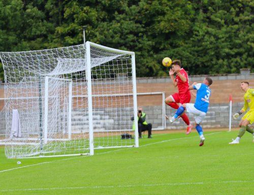 Stirling Albion 4-0 Cowdenbeath