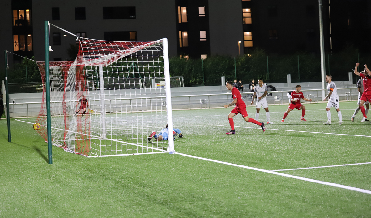 Edinburgh City 2-2 Stirling Albion