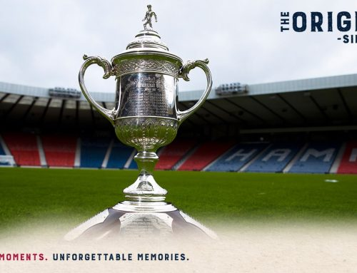 Binos face Berwick or Gretna in Scottish Cup