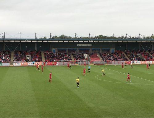 Stirling Albion 1-1 Stranraer